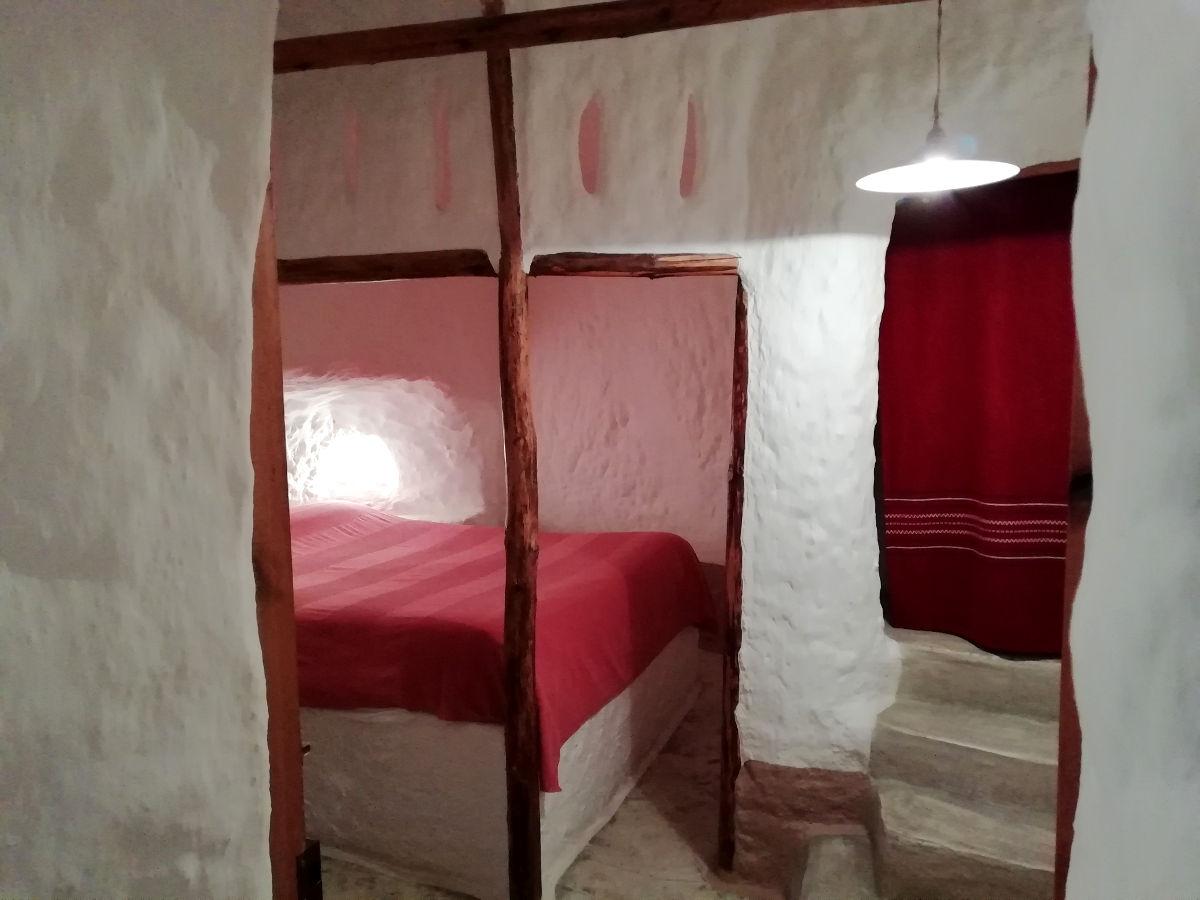 cueva cama Al Jatib
